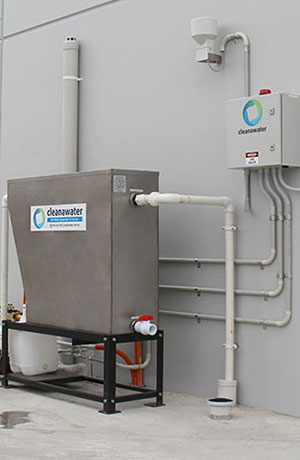 Car Wash Equipment For Correct Wastewater Management