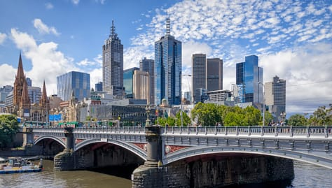 location melbourne