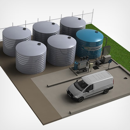home water recycling harvesting systems