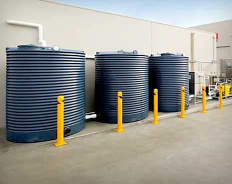 image water storage tanks
