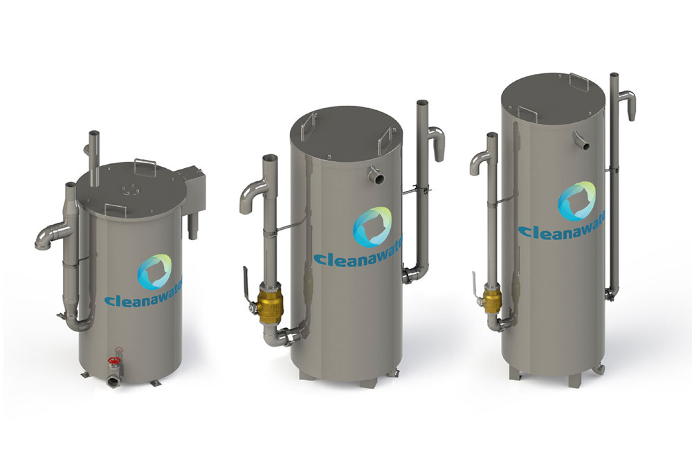 Guide To Vertical Gravity Separators Cleanawater
