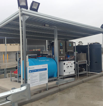 water recyling stages cleanawater